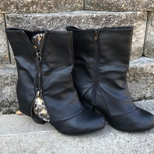 Women's Not Rated Kickin Through booties